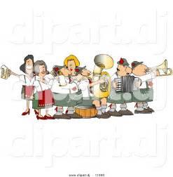 German Oktoberfest Clip Art Cartoon Free