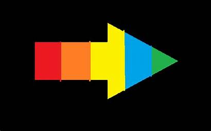 Arrow Animation Clipart Moving Clip Animations Lowgif