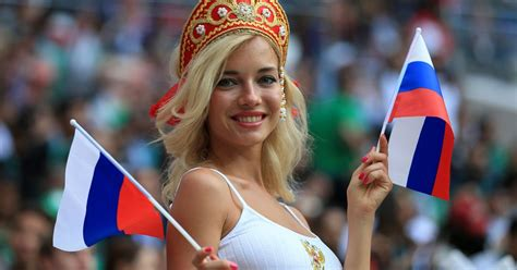 World Cup Supporter Dubbed Hot Russia Fan Revealed To Be Porn Star My Style News