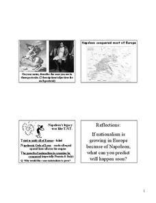 napoleon lesson plan for 6th 11th grade lesson planet