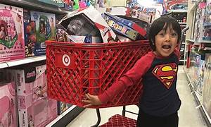 This 6-Year-Old Made $11 Million Reviewing Toys on YouTube