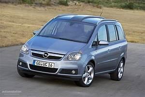 Opel Zafira - 2006  2007  2008