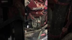 Mack Granite Mp7 Crankcase Ventilator Leaking