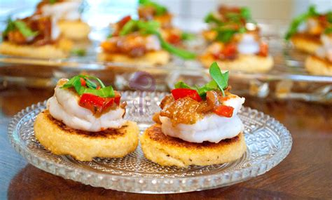 canapé but shrimp canapes pixshark com images galleries with