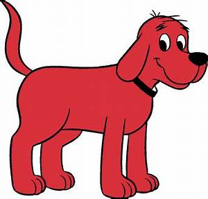 Image - Art clifford standing.png | Clifford the Big Red ...