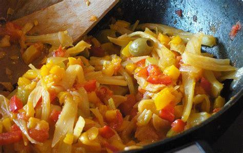 recette compotee de legumes dete