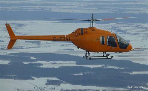 Cftvi Bell 505 Jet Ranger X Cn 65002