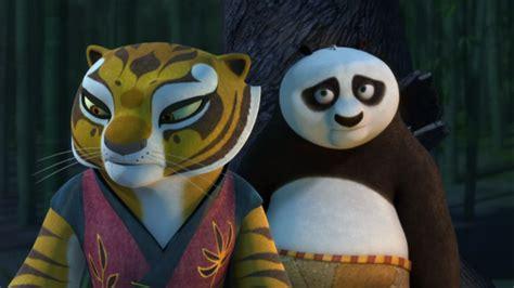 Kung Fu Panda Tigress And Po