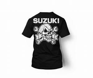 T Shirt Suzuki : new suzuki racing t shirt motocross bike motorcycle all sizes s m l xl 2xl 3xl t shirts tank tops ~ Melissatoandfro.com Idées de Décoration