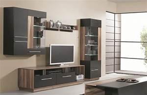 meuble de rangement mural 1 porte vente salon pas cher With meuble rangement salon