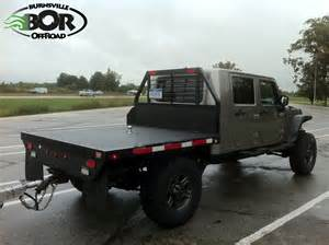 Custom Flatbed Truck Beds