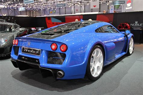 2018 Noble M600 Picture 497317 Car Review Top Speed
