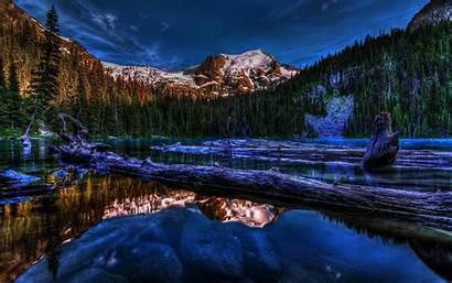 Canada Wallpapers Banff Alberta Scenery Nature Mountains