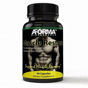 Bodybuilding Supplement Muscle Recovery  Muscle Building    Repair  U0026 Weight Loss