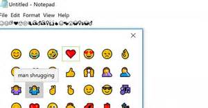 Keyboard Shortcut For Emoji, The Windows Pc Required
