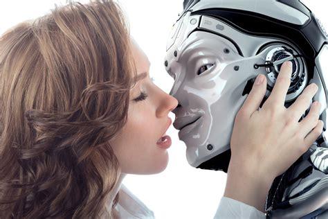 로봇 섹스 카페 생긴다