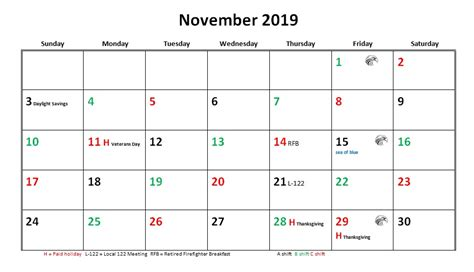 jfrd  hour firefighter shift calendar