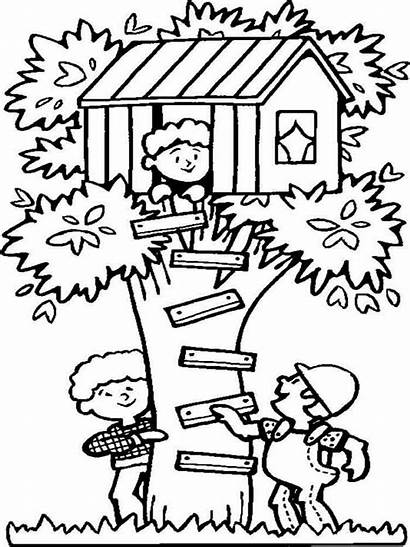 Coloring Summer Pages Printable Break Sheets Nature