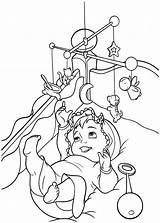 Coloring Pages Babies Twin Plop Gnome Sketch Template Popular sketch template
