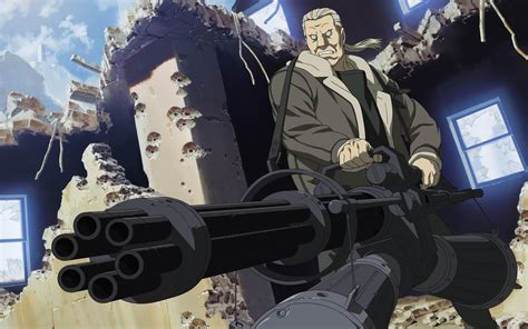 Ghost In The Shell Anime Wallpaper - batou ghost in the shell wallpaper anime wallpaper