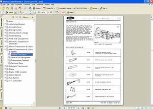 Ford Capri Mkii And Mkiii Workshop Manual