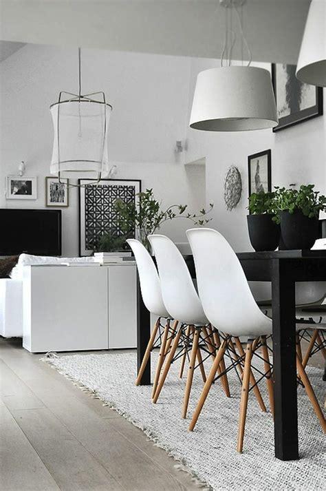 chaises design salle à manger les chaises de salle à manger 60 idées