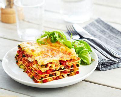 cuisine minceur az recette lasagnes poulet légumes du soleil et mozzarella
