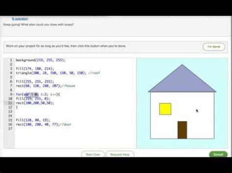 create a house khan academy build a house project windows