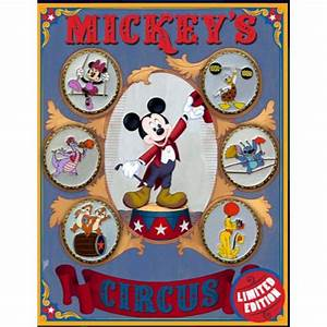 Your WDW Store - Disney Mickey's Circus Boxed Pin Set
