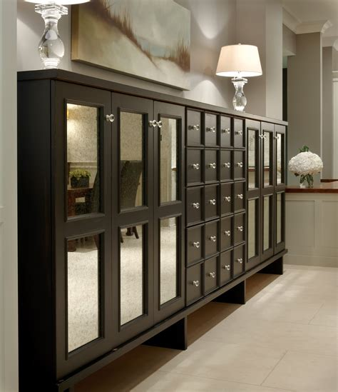 Contemporary Bedroom Cabinet  Plain & Fancy