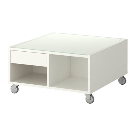table with wheels ikea boksel coffee table white ikea