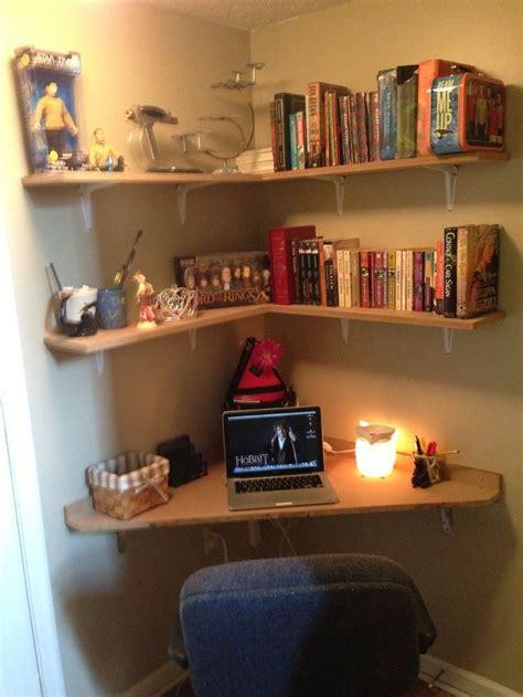 25 best ideas about small corner desk on pinterest