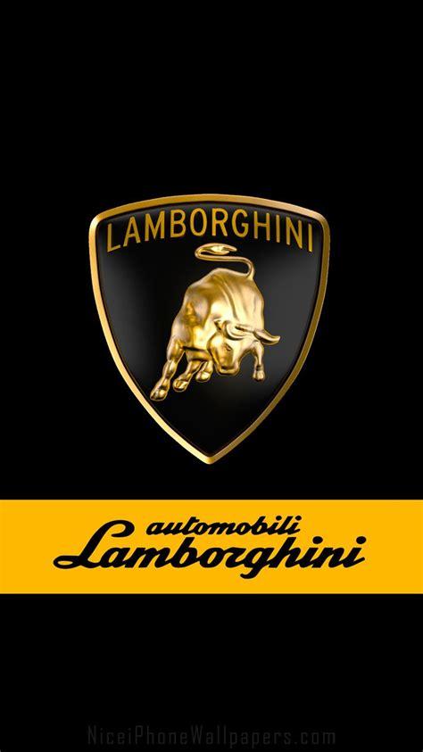 Lamborghini Sign Hd Wallpapers by Lamborghini Logo Wallpapers Top Free Lamborghini Logo
