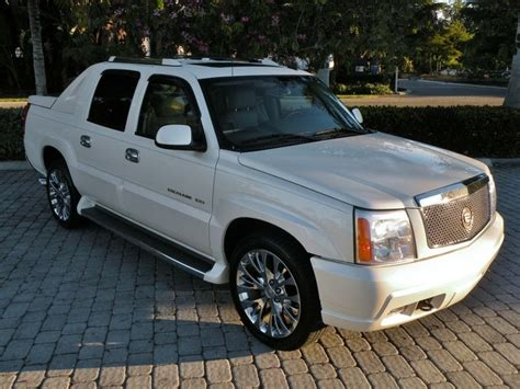 2006 Cadillac Escalade For Sale by 2006 Cadillac Escalade Ext Fort Myers Florida For Sale In