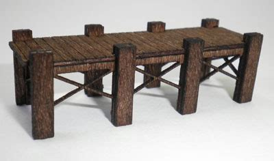Scala Jetty by 95862 Oo Wooden Jetty Kit