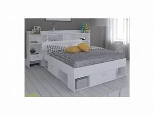 Tete De Lit Rangement 160 : tete de lit avec rangement 160 meilleur de tete lit rangement ~ Teatrodelosmanantiales.com Idées de Décoration