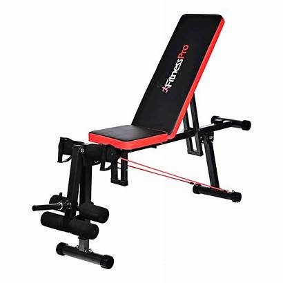 Bench Fitness Sit Incline Pro Ab Weight