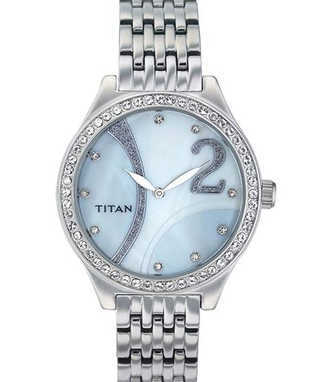 titan 9744sm01 women 39 s watch price in india buy titan
