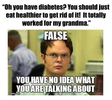 Dm Memes - 185 best dumb things people say to diabetics images on pinterest