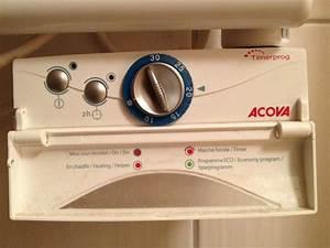 Thermostat Pour Seche Serviette Electrique : radiateur s che serviette acova manoa 500w ~ Premium-room.com Idées de Décoration