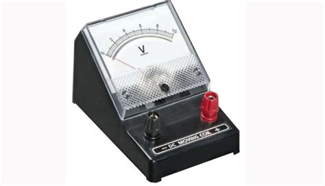 Types And Usage Of Voltmeter