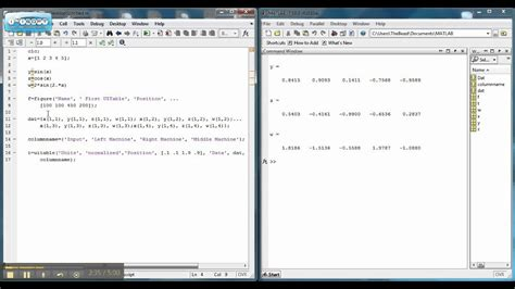 How To Create Uitable Using Matlab