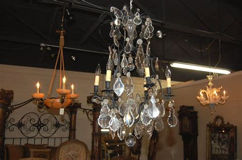 Black Crystal Chandelier For Any Room Installation
