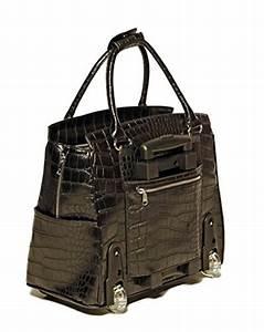 Taschen Mit Rollen : damen trolley handtasche brieftasche mit rollen f r ~ A.2002-acura-tl-radio.info Haus und Dekorationen
