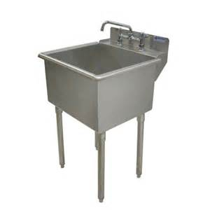 fiat 23 in x 21 1 2 in wall mount laundry sink l1100