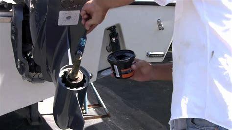 Yamaha Boat Motor Props by Yamaha Boating Tip Prop Change