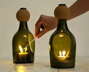 Comment Couper Du Verre : 8 id es originales pour transformer une bouteille en objet ~ Preciouscoupons.com Idées de Décoration