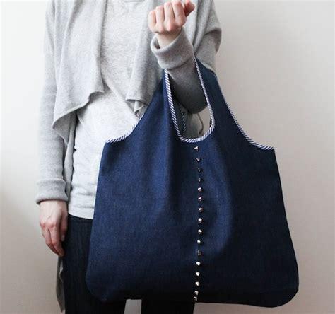 modèles de sacs en tissu à faire soi même comment fabriquer un sac tissu