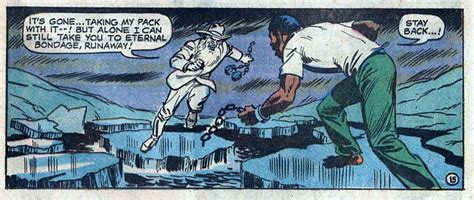 Out Of This World Early Black Comic Book Heroes Mal