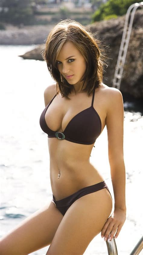 rosie jones bikini girl iphone wallpaper iphone